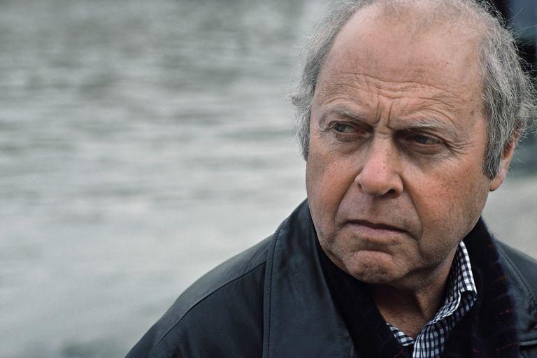 Ulf Andersen Portraits - Anthropologist Marshall Sahlins