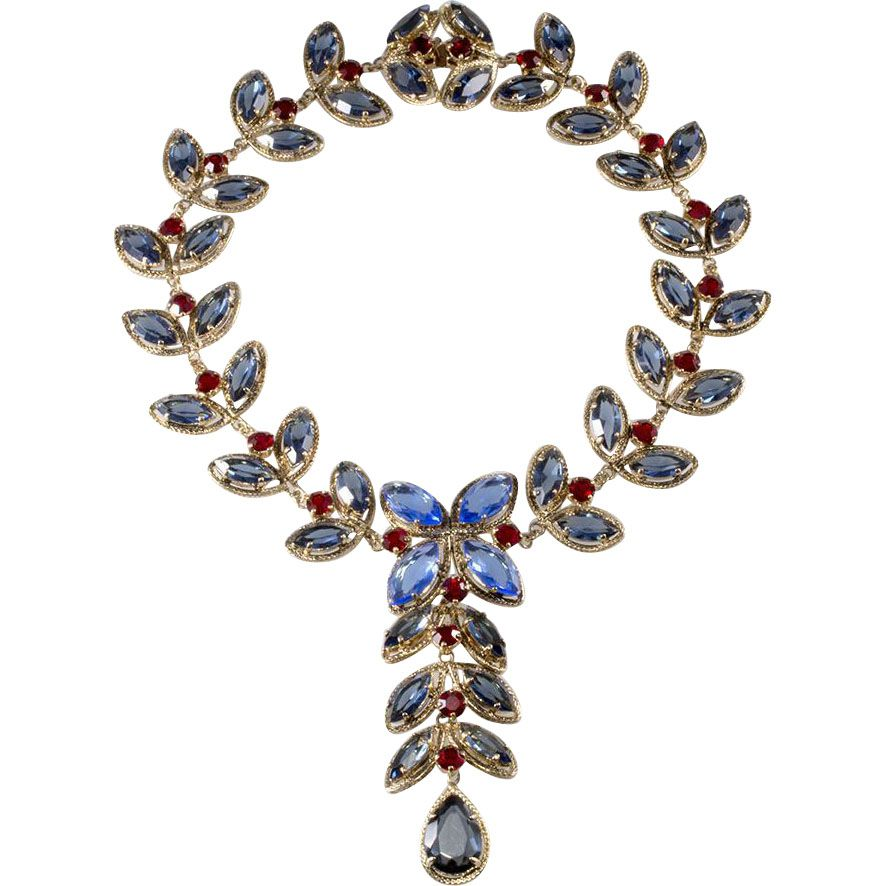 Christian Dior Necklace Dated 1962