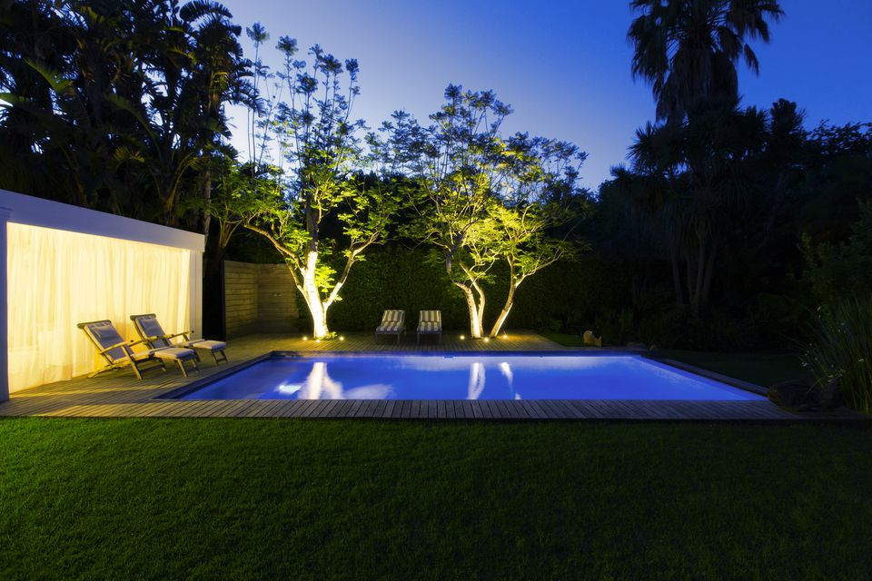 outdoor lighting and receptacle codes