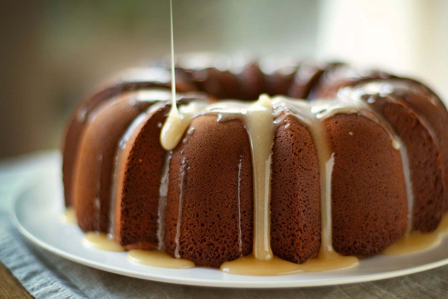 Spanish Cinnamon Bundt Cake Recipe