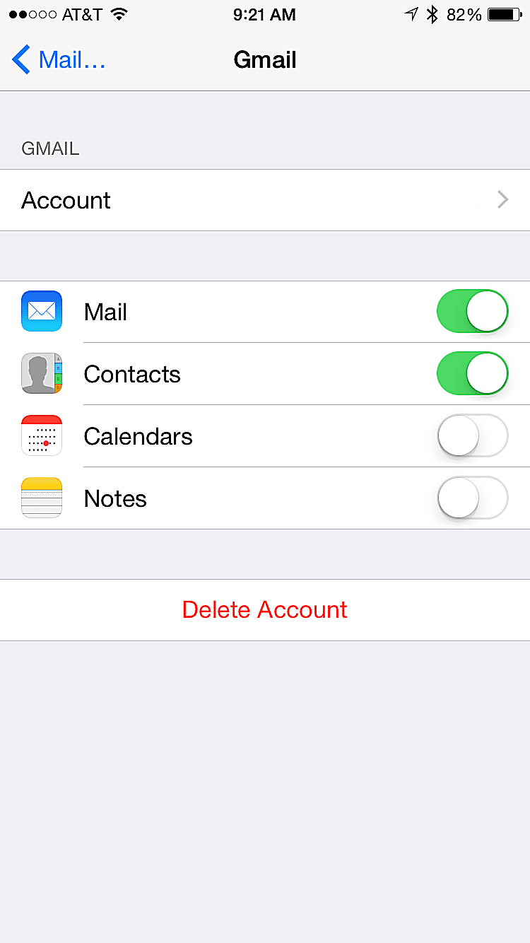 google iphone 6 how to sync iphone with yahoo and contacts 10729