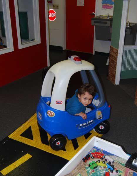Imagination Avenue Indoor Play Area