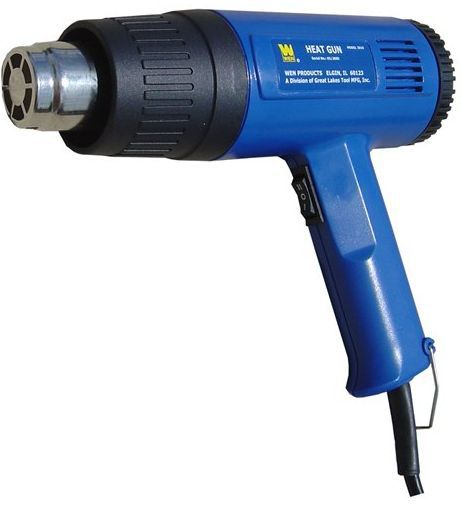 The best tools for removing house paint for Heat gun to remove paint
