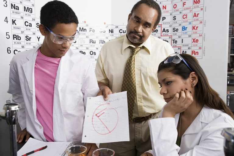 It's not all hype -- chemistry truly is a hard subject.