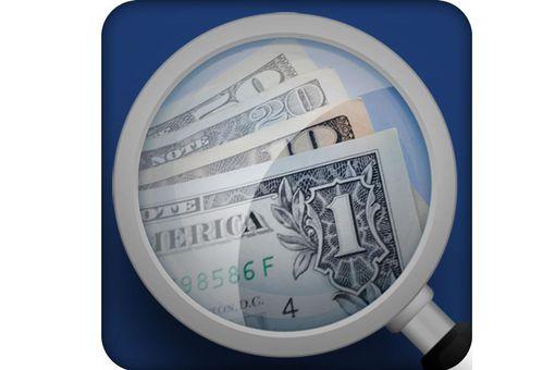 LookTel Money Reader
