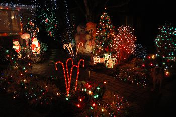 Drive-Through Christmas Lights at Fantasy Lights
