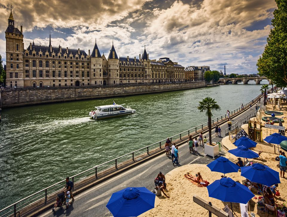 Paris-Plages, France