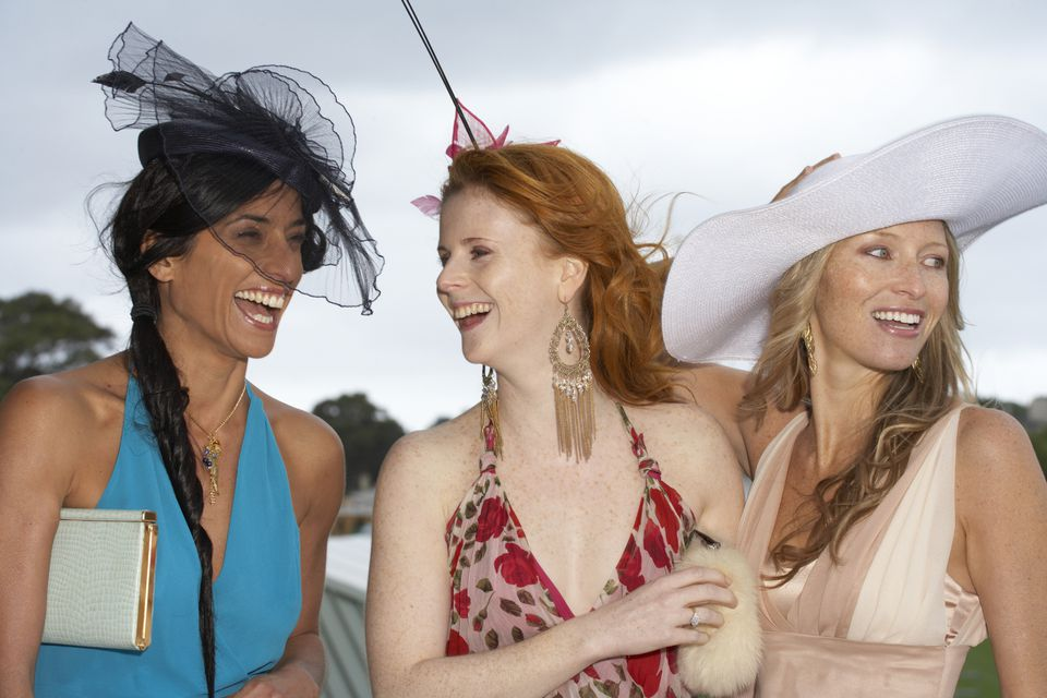 Find fascinators and other hats at the Village Hat Shop in San Diego.