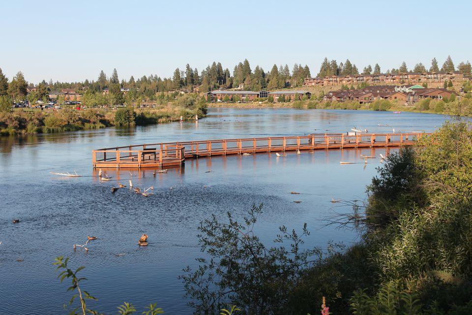 Bend, Oregon - Deschutes River