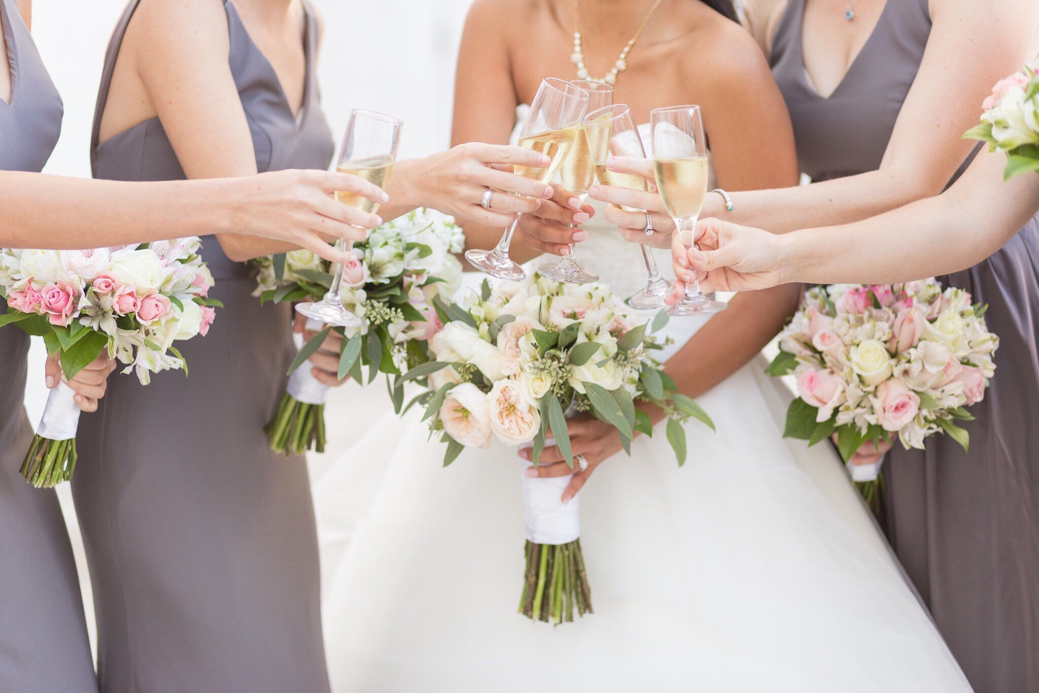 How much does it really cost to be in the wedding so who typically buys the bridesmaids dresses anyway ombrellifo Image collections