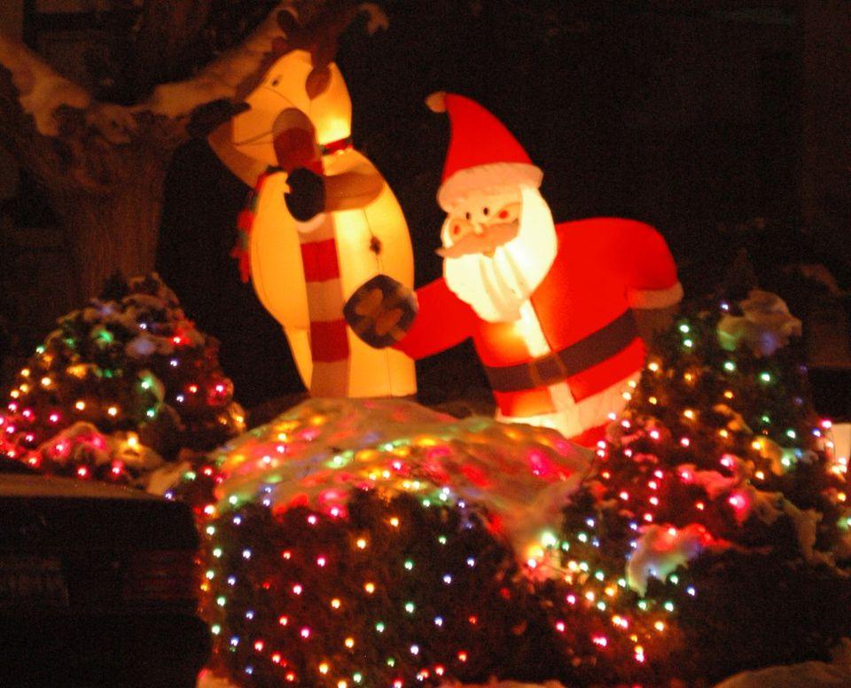 Free Christmas activities around Reno, Nevada.