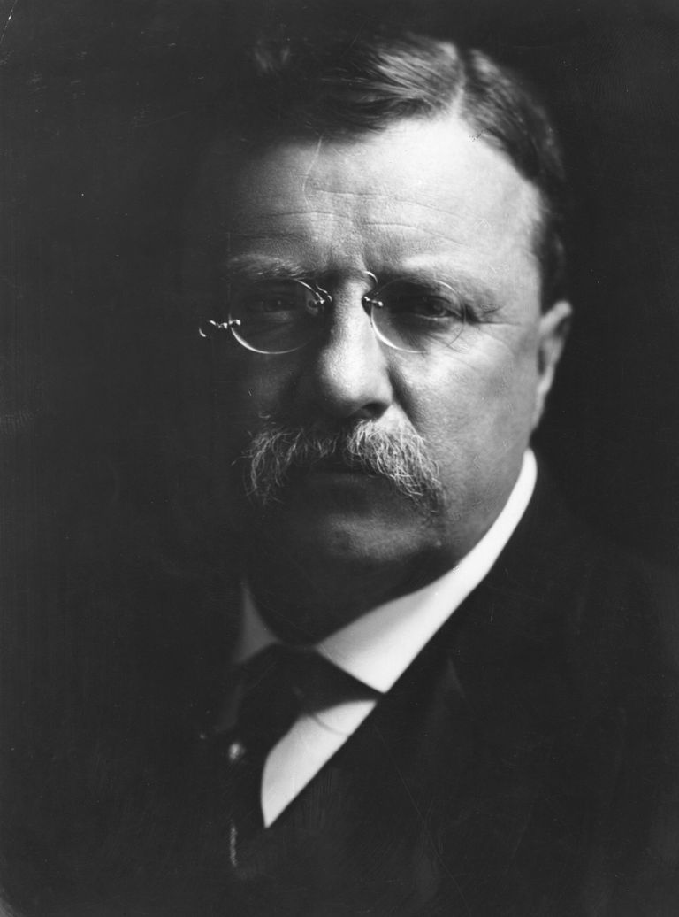 President Theodore Roosevelt is among at least 14 American presidents who were Masons.