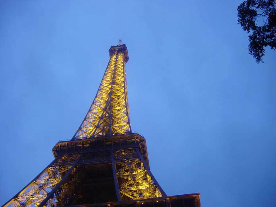The Eiffel Tower is among the most iconic landmarks in Paris.