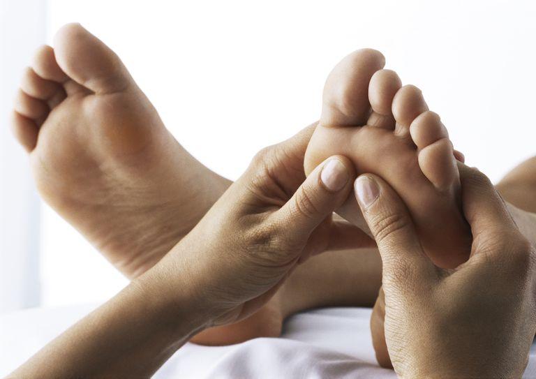 Reflexology for Osteoarthritis