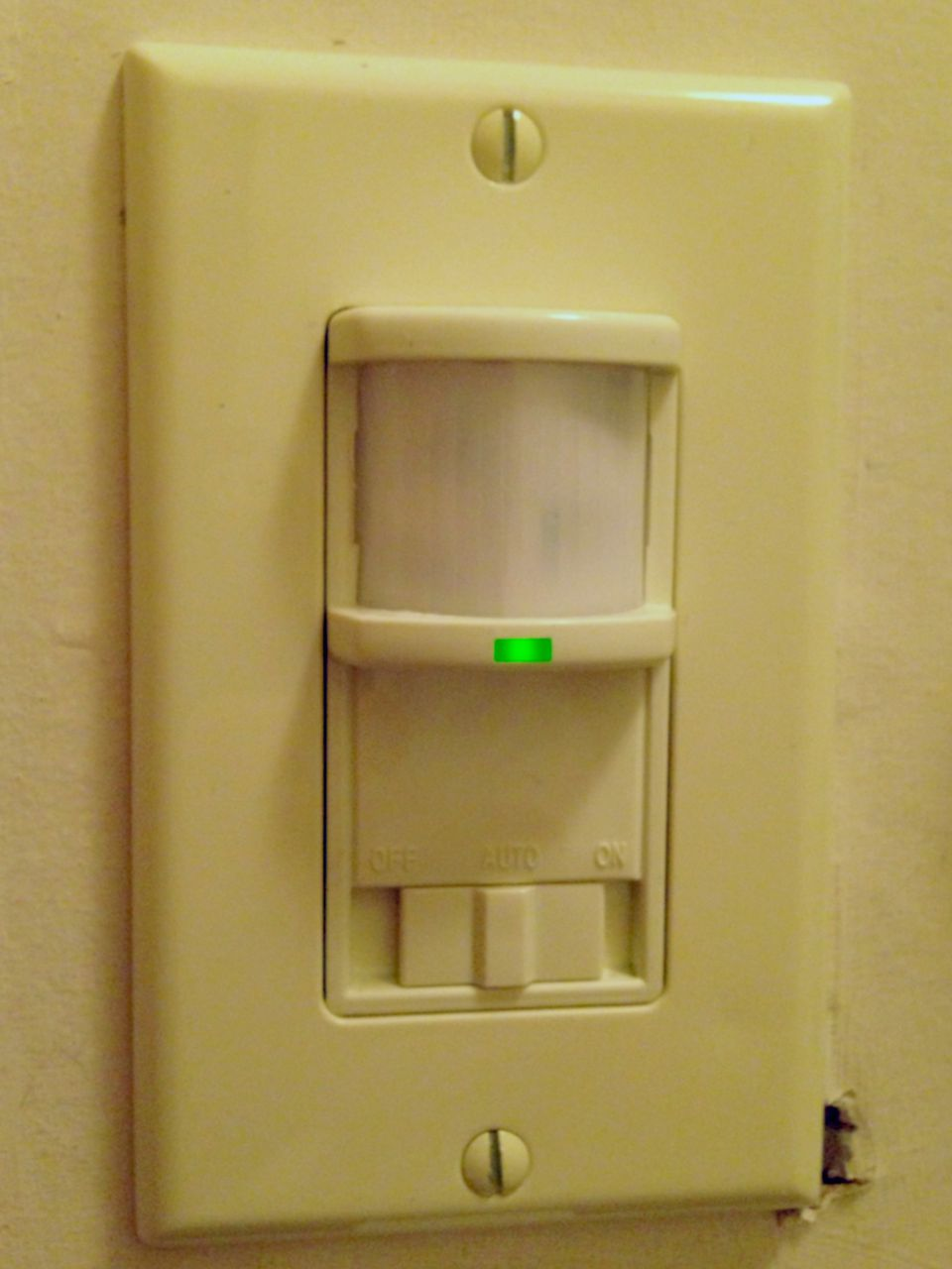 Learn About Motion Sensor Light Switch