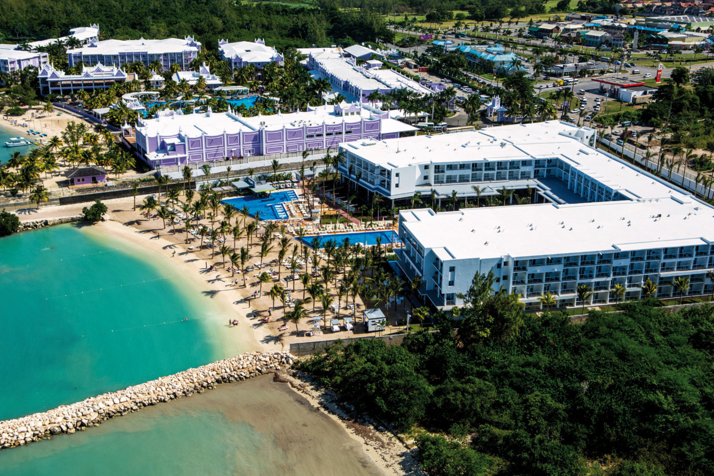 The Riu Palace Resort, Jamaica