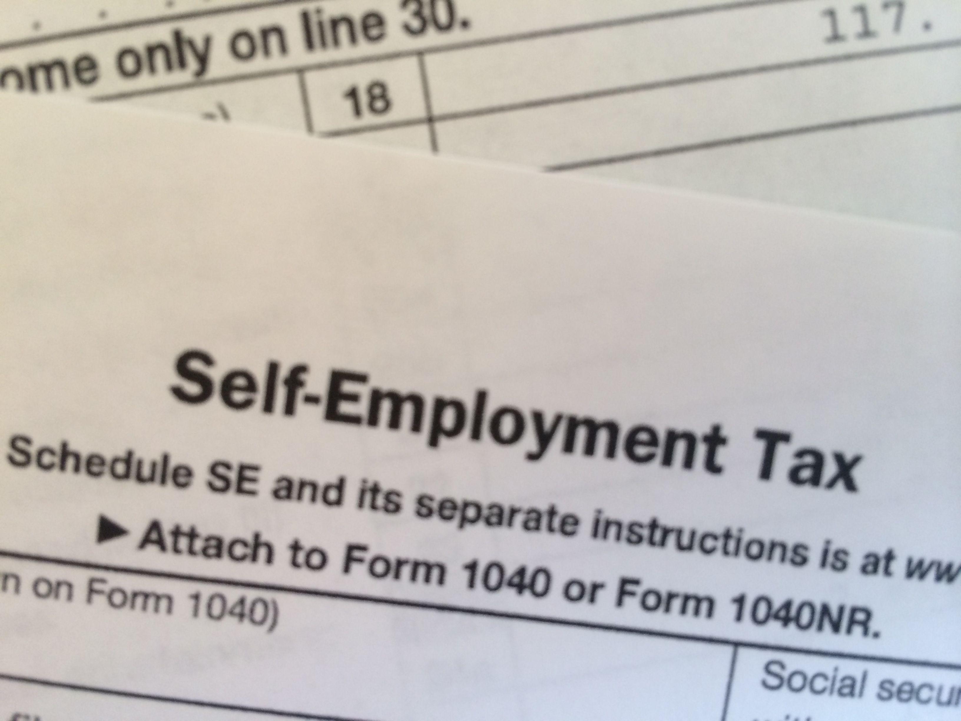 Understanding Self Employment Taxes