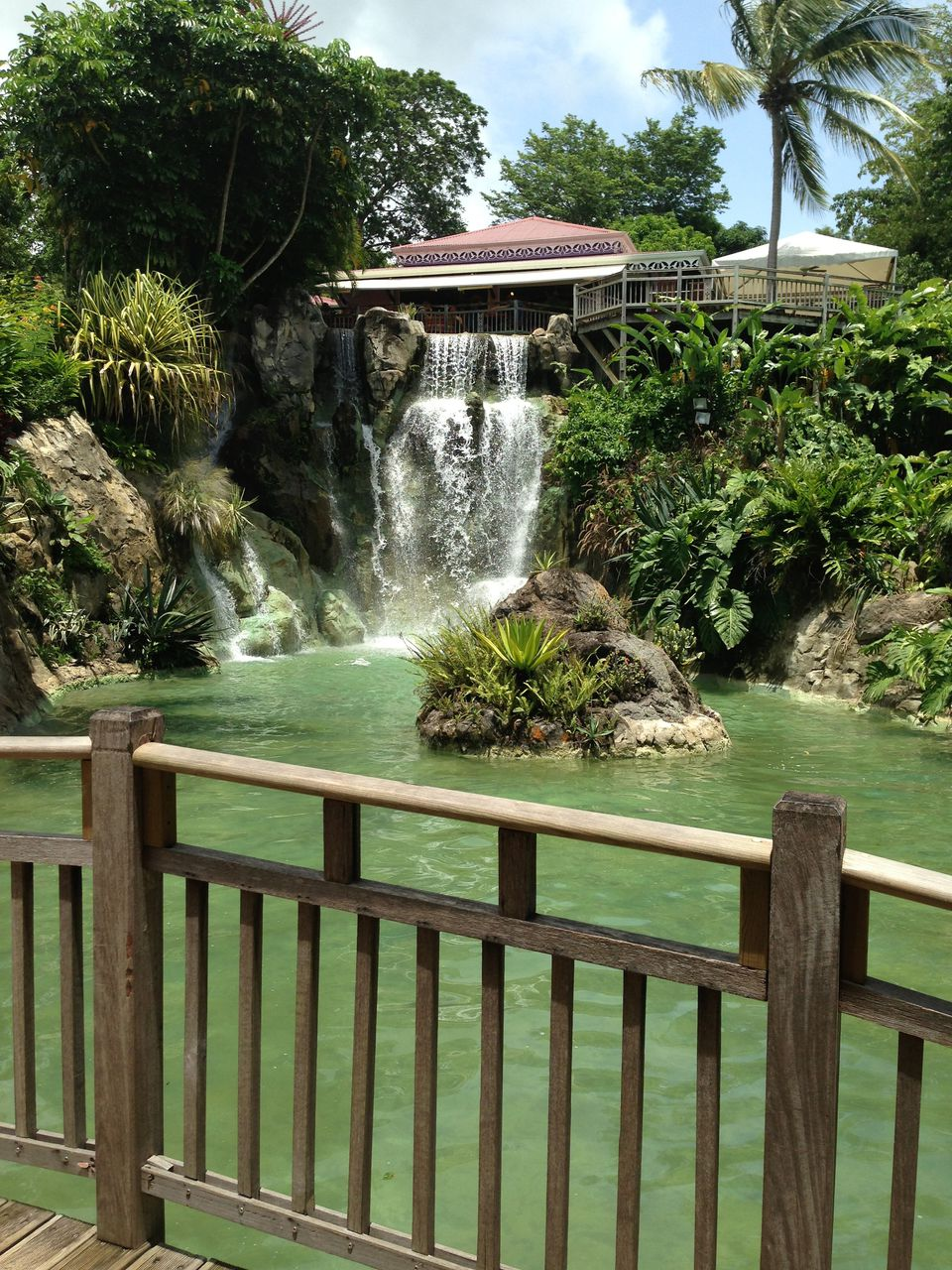 Top attractions in guadeloupe for Jardin botanique 78