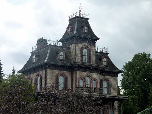 Seattle Haunted Houses