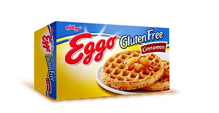 Eggo gluten-free frozen waffles