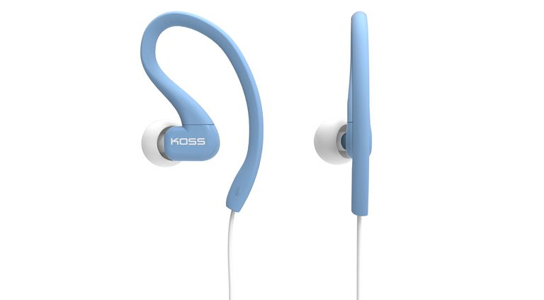 Koss Earbuds designed with Dara Torres