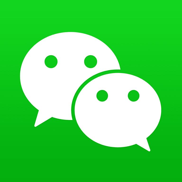 wechat aplicacion mensajeria