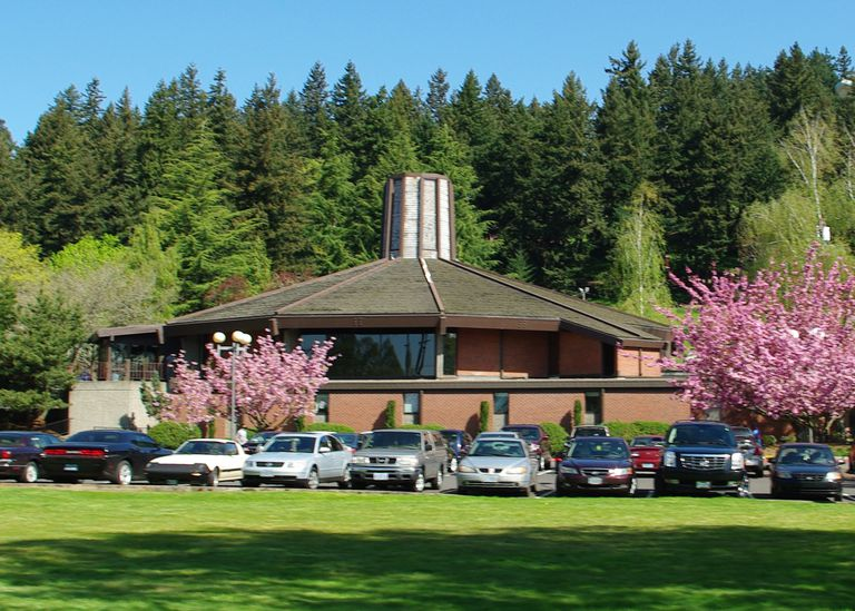 McGuire Auditorium at Warner Pacific College