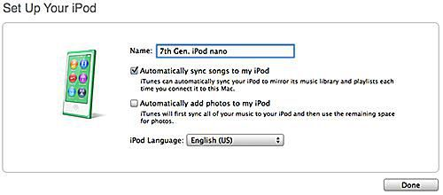 ipod nano instructions for dummies