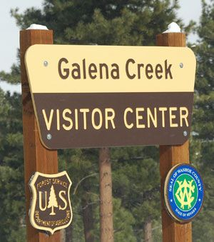 Galena Creek Visitor Center, Reno, Nevada, NV