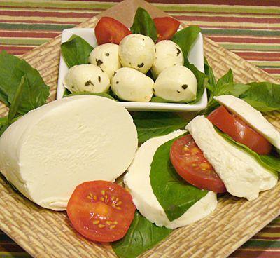 mozzarella, cheese, recipes, tips, substitutions, receipts