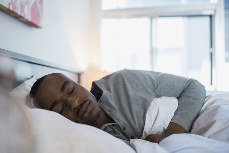 There are ways to improve sleep quality.
