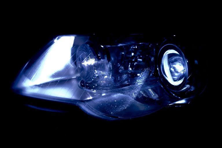 flickering headlights may require a car audio capacitor