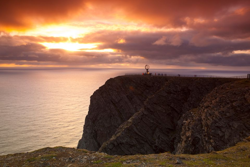 North Cape Norway