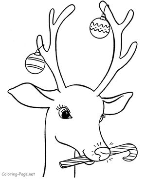 christmas coloring pages at coloring pagenet - Free Christmas Coloring Pages