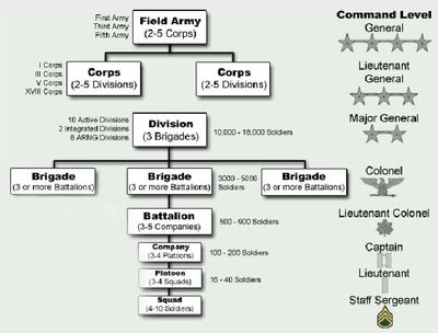 United states military branches army navy air force marines army org chart ccuart Images