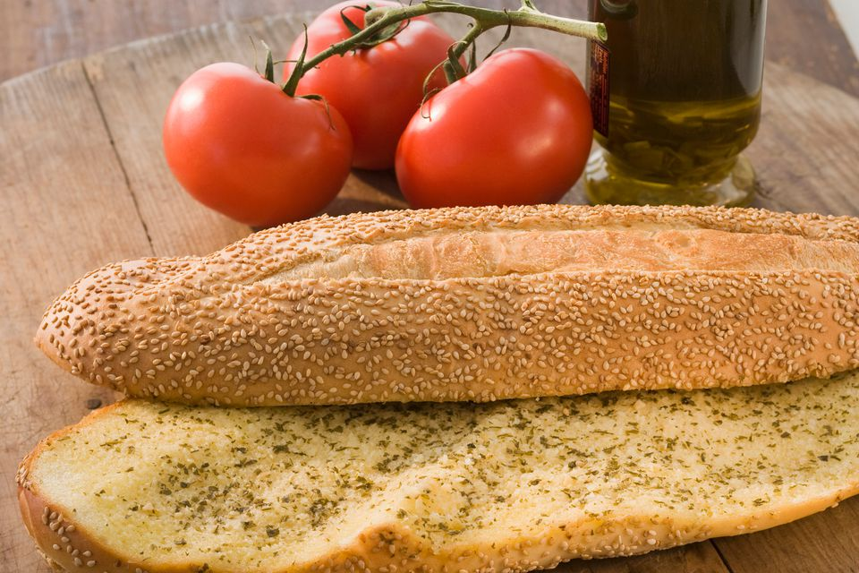 Pan con tomate- Bread with tomato