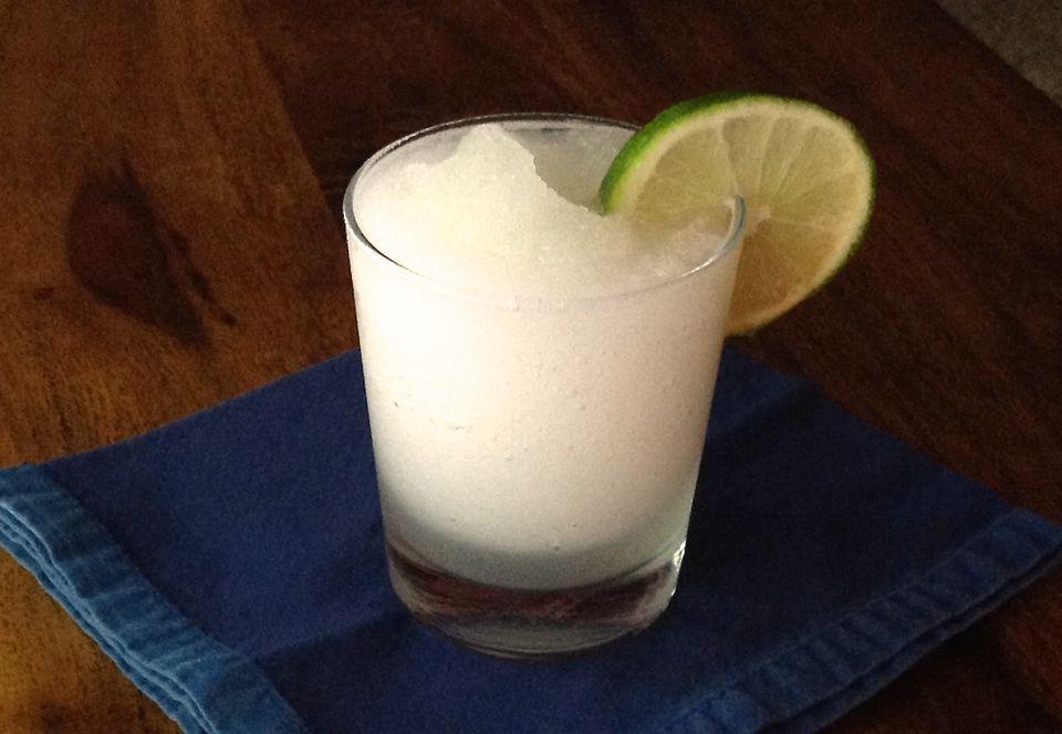 Limonada Frozen - Frozen Limeade