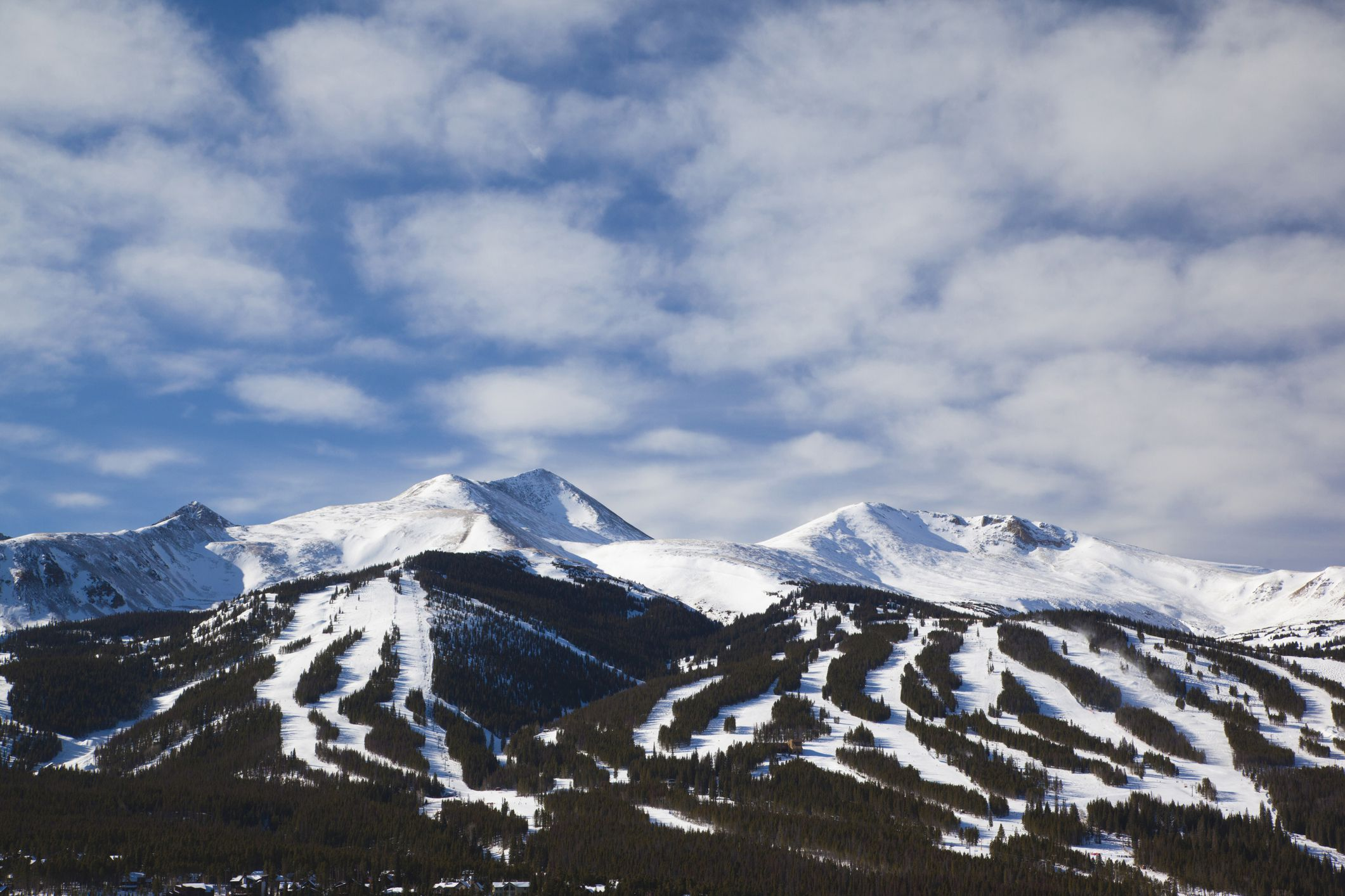 Ski Resort Guide Breckenridge Resort In Colorado