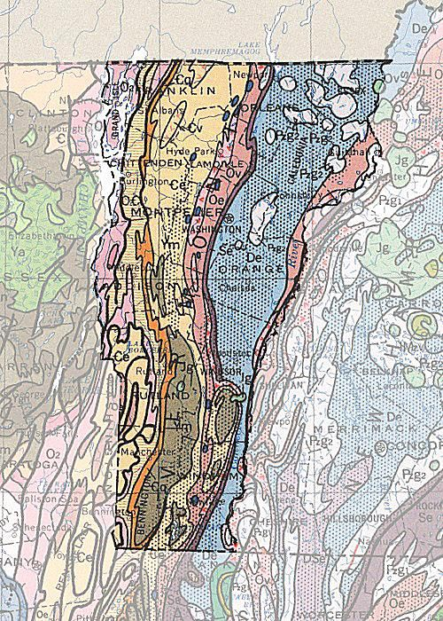 Geologic maps of the 50 united states gumiabroncs Image collections