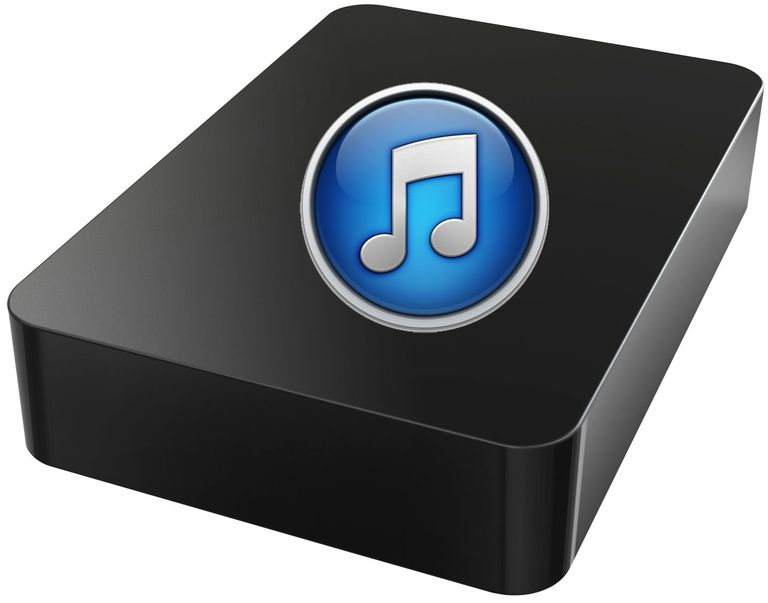 Using iTunes on an External Hard Drive