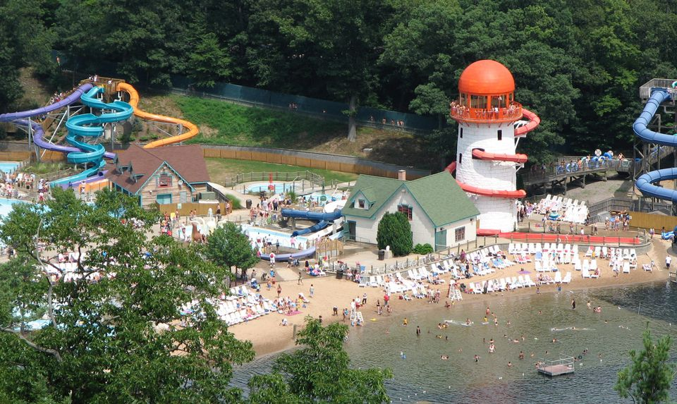 Lake Compounce Water Park