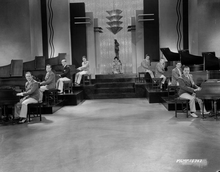 Piano Octet (1929)