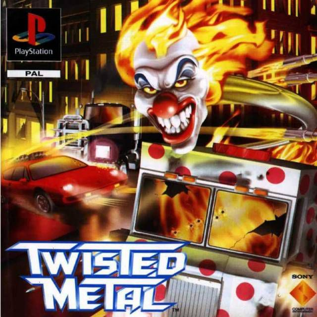 Twisted Metal (PS1)
