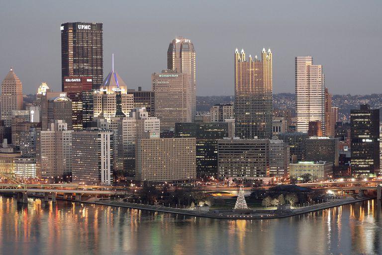 Downtown Pittsburgh, PA