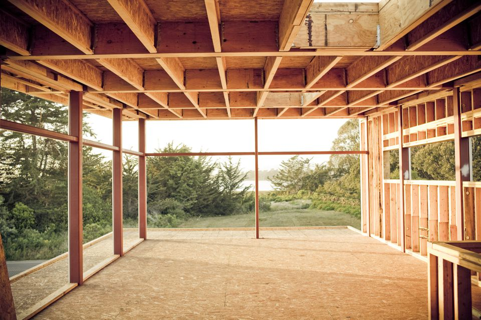 Floor joist spans calculate with real world scenarios for Floor joist size residential