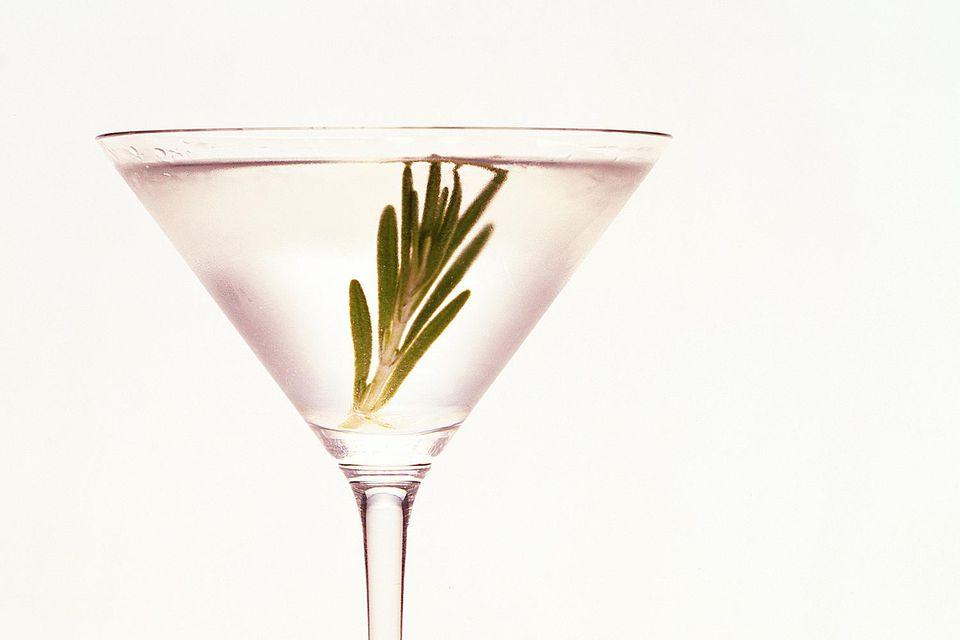 Preggie Provence Mocktail