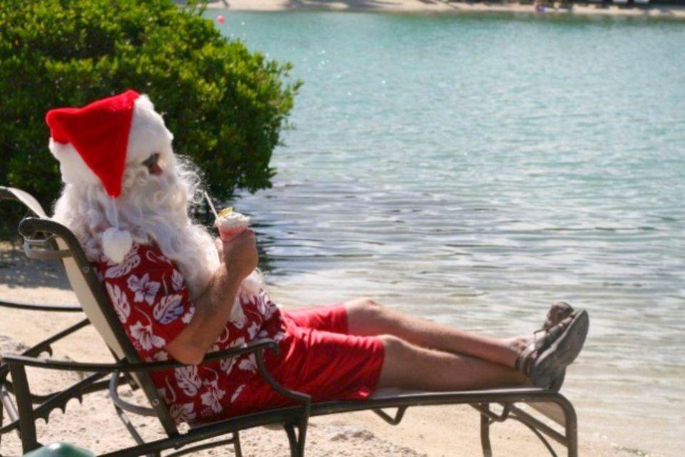 Christmas In Florida Keys.Christmas At Hawks Cay Resort In The Florida Keys