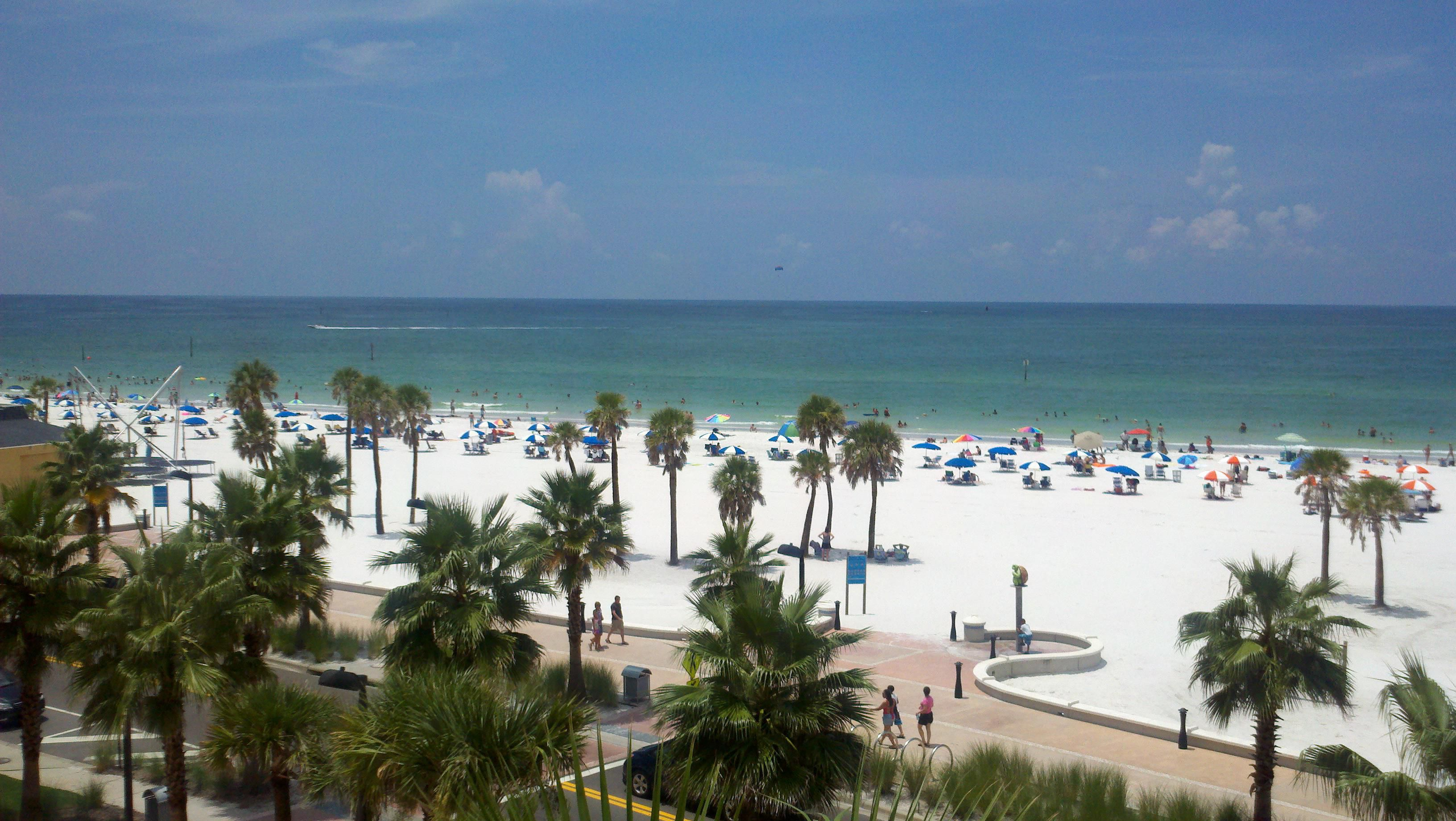 Clearwater Beach St Petersburg Florida For Vacations