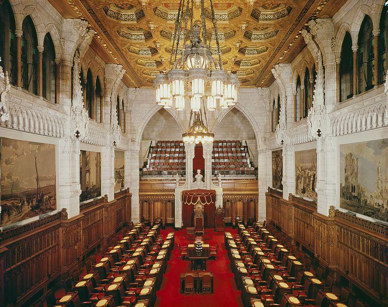 Ottawa Senate Chamber
