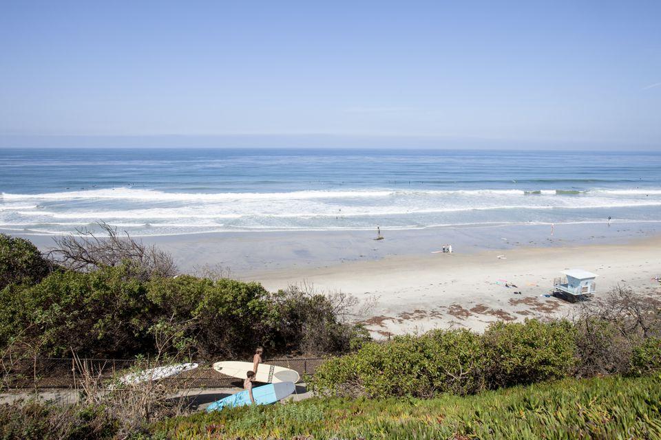 North County San Diego Beaches: Surf, Sand and Sun